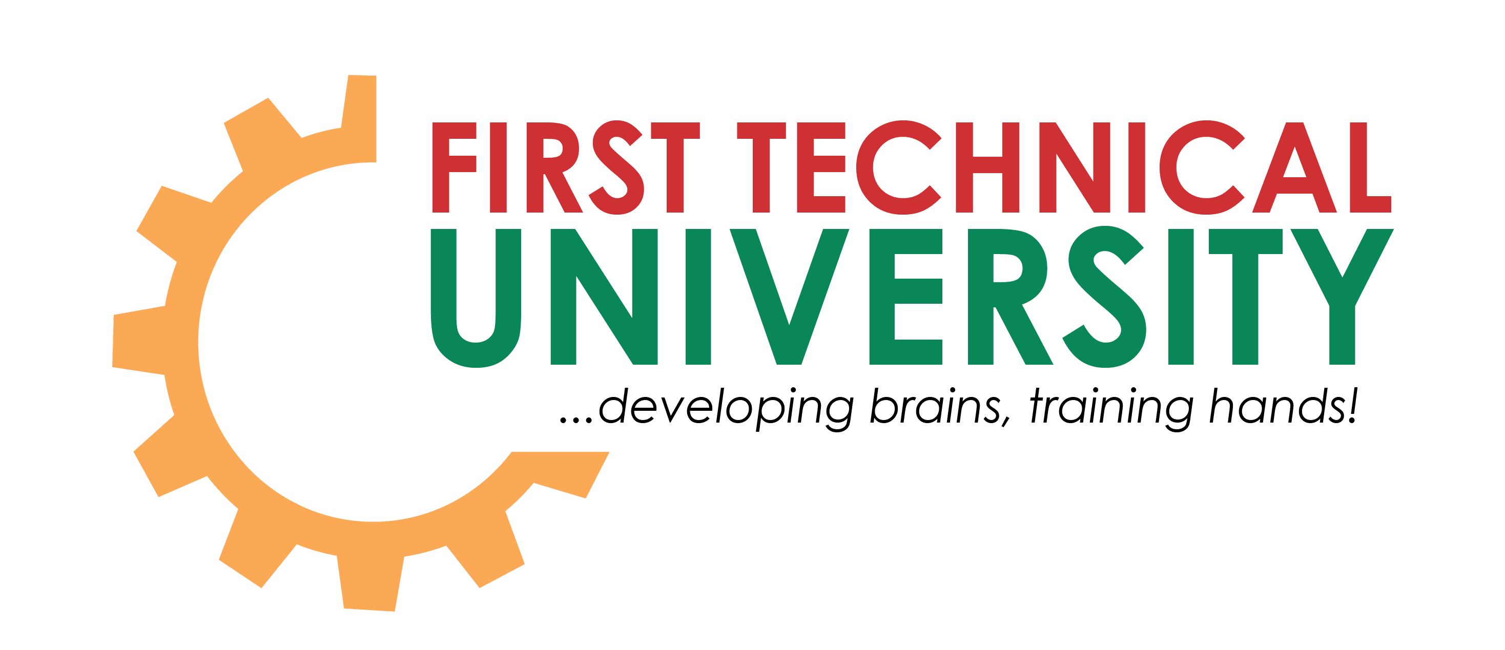 First Technical University logo